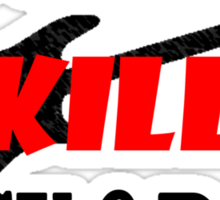 You Can't Kill Rock & Roll Sticker