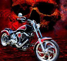 Heaven & Hell by Linda Lees