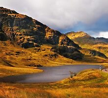 Loch Restil. Rest and Be Thankful. Scotland by JennyRainbow