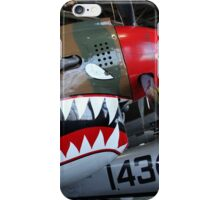 Curtiss P-40 Warhawk | Farmingdale, New York  iPhone Case/Skin