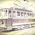 old tram by coltrane004