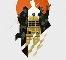 Dalek by overflow8