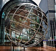 The Willis Tower Globe by James Watkins