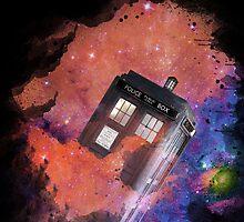 TARDIS by gatonegro