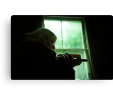 Jean, Exeter Canvas Print