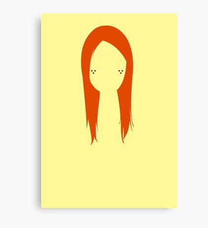 Potterhead Ginny Canvas Print