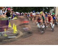 Speed!!! Photographic Print