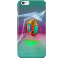 dancing in the city iPhone Case/Skin