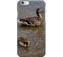 Adventures with Mama iPhone Case/Skin
