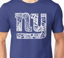 giants_white Unisex T-Shirt