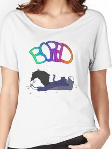 Sherlock - Bored Women's Relaxed Fit T-Shirt