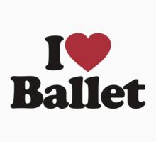 I Love Ballet			 by iheart