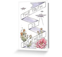 The Truth (Prickly Pears) Greeting Card