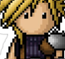 FF7 Cloud Strife Sticker
