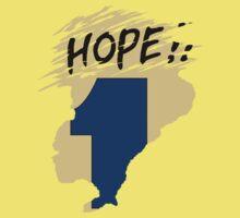 Hope!! (time machine) Baby Tee