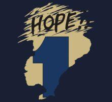 Hope!! (time machine) Kids Tee
