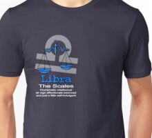 Libra The Scales Unisex T-Shirt