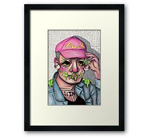 Party Night Dumbfoundead Framed Print
