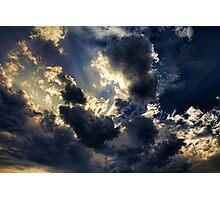 Cloud 20120808-57 Photographic Print