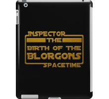 Birth of the Blorgons iPad Case/Skin