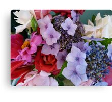Colourful Bunch Canvas Print