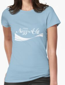 Enjoy Nozz-A-la 2 Womens Fitted T-Shirt