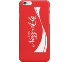 Enjoy Nozz-A-la 2 iPhone Case/Skin