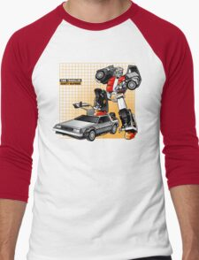 Marty McPrime Men's Baseball ¾ T-Shirt