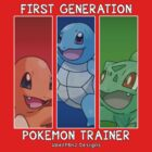 Pokemon: First Generation Trainer! by UberPBnJ
