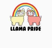 Adorable Llama Pride Black Lettering T-Shirt