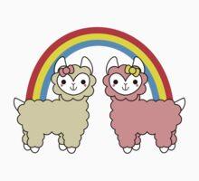 Adorable Llama Pride No Lettering by hellohappy