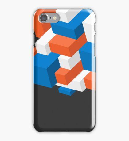 Cube-ism iPhone Case/Skin