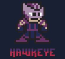 Hawkeye 8 Bit by jpappas