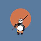 The Fat Panda by gillianjaplit