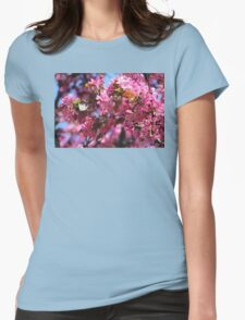 Pink Spring Crabapple Blossoms T-Shirt