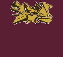 Style graffiti Gold Unisex T-Shirt