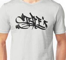Style marker graffiti blk Unisex T-Shirt