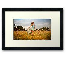 Rosey1 Framed Print
