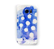 Blue Knights Watercolor Logo Samsung Galaxy Case/Skin