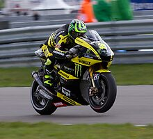 Cal Crutchlow at Assen 2011 by corsefoto
