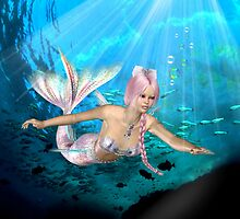 The Little Mermaid by Morag Bates