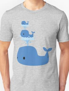 Whales Whales Whales Unisex T-Shirt