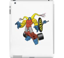 Classic Big Wheel Transformer  iPad Case/Skin
