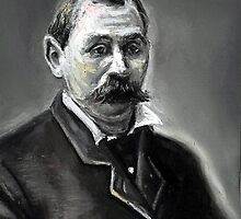Altered II, American Inspector Thomas F. Byrnes by Cameron Hampton