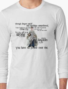 Sarah Long Sleeve T-Shirt
