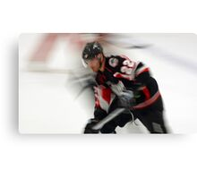 Hockey at the Speed of Light Canvas Print