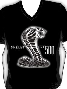 Shelby GT500 Ford Mustang Muscle Car T-Shirt