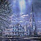 Sailor's Church by Paul Kepron