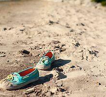 .....little one's beach shoes.......... by Jane Anastasia Studio