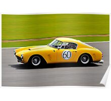 Ferrari 250 No 60 Poster